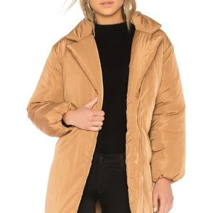 Lovers + Friends Calla Lily Puffer Coat